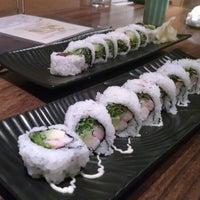 Photo taken at Sushi Kyotatsu by Joe W. on 10/12/2013