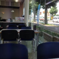 Photo taken at ホンダカーズ西千葉 松戸北店 by Takuya N. on 7/25/2014
