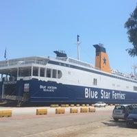 Photo taken at F/B Blue Horizon by Petros K. on 6/22/2017