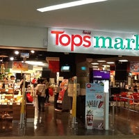 Photo taken at Tops Market by sun l. on 5/9/2013