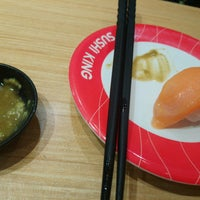 Photo taken at Sushi King by Afiq A. on 9/21/2018