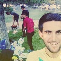 Photo taken at Karpuz Atan Parkı by Adem E. on 7/12/2015