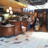 Photo taken at Starbucks by Adam W. on 3/16/2013