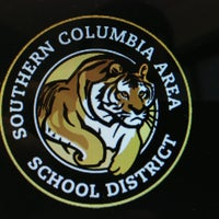 Photo taken at Southern Columbia Area School District by Travis W. on 12/20/2012