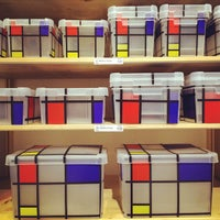 Photo taken at Container Store by William F. on 10/12/2014