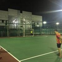 Photo taken at Kompleks Futsal 1Malaysia by Abdullah F. on 11/8/2017