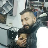 Photo taken at Salon Emin by Cemal Ş. on 12/9/2015