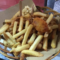 Photo taken at Fish & Chips by SKrisz on 5/23/2015