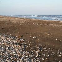 Photo taken at New Damietta Beach by Farish M. on 1/10/2014