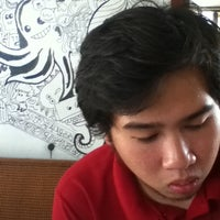 Photo taken at Happy Eggs All-Day Breakfast Place by Zeleen Ann S. on 10/4/2012