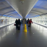 Photo taken at Terminal 3 by Fabrice L. on 4/11/2013