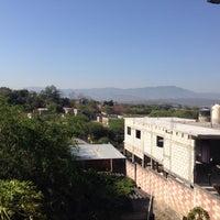 Photo taken at Higuerón by Uriiel G. on 2/14/2016