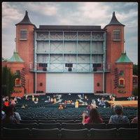 Photo taken at Starlight Theatre by Sergei M. on 7/14/2013