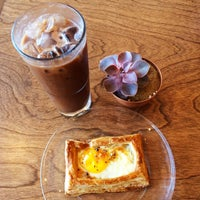 Photo taken at Holsem Coffee by Roger M. on 6/20/2015