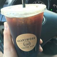 Photo prise au Heartwork Coffee Bar par Roger M. le9/6/2016