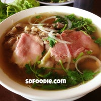 Photo taken at Phở Point Loma & Grill Restaurant by Roger M. on 6/1/2013