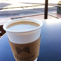 Photo taken at Holsem Coffee by Roger M. on 2/2/2016