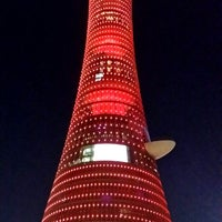 Photo taken at The Torch Doha by Gabriel on 12/12/2013