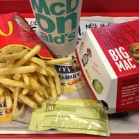 Photo taken at McDonald's by Atti L. on 5/7/2017