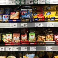 Photo taken at REWE to GO by Atti L. on 4/16/2017