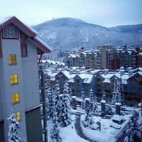 Photo taken at The Westin Resort & Spa, Whistler by Shirley X. on 12/27/2012