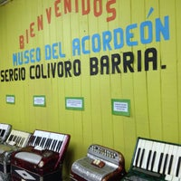 Photo taken at Museo del Acordeón by Francisco J. on 1/31/2015