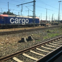 Photo taken at Aachen West Station by Naime Y. on 9/8/2016