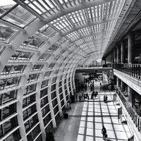 Photo taken at Hong Kong International Airport (HKG) by Yusion N. on 7/8/2013