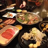 Photo taken at Hachi by Oui K. on 3/23/2013