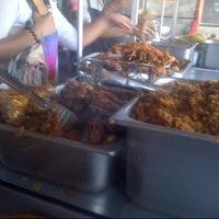 Photo taken at Nasi Pedas Ibu Andika by Vicky R. on 9/15/2012