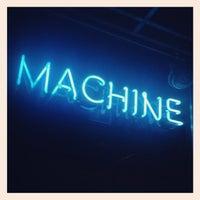 Photo taken at Machine by Jeff C. on 9/17/2013