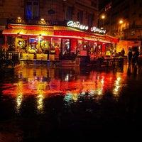 Photo taken at Place Maubert by Aleksandr L. on 1/1/2013