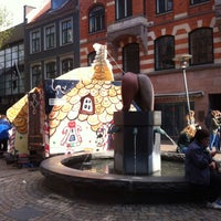 Photo taken at Ove Sprogøes Plads by Louise H. on 5/11/2013