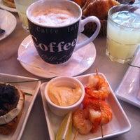Photo taken at Café Klimt by Louise H. on 3/26/2013