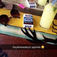 4/24/2016 tarihinde Melisa D.ziyaretçi tarafından Geyikhane Cafe'de çekilen fotoğraf