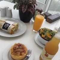 Photo taken at ilex Botanic Gardens Cafe by Mareska R. on 11/22/2016