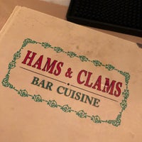 Photo taken at Hams & Clams by Tassos A. on 4/26/2018