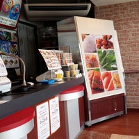Photo taken at Hotto Motto与那原東浜店 by higa K. on 6/29/2013