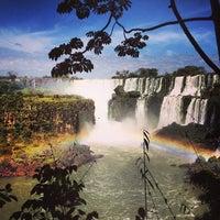 Foto tomada en Cataratas del Iguazú por Angelique C. el 4/26/2013
