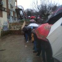 Photo taken at Oficina de empleo de la comunidad de Madrid by Ines S. on 1/2/2014