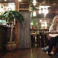 Photo taken at Bareburger by @AstoriaHaiku on 10/27/2012