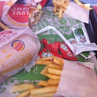 Photo taken at Burger King by Day A. on 3/29/2014