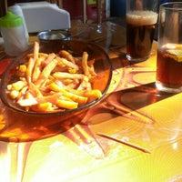 Photo taken at Restaurante e Pizzaria Água na Boca by Cristiano O. on 6/8/2015