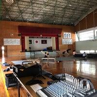 Photo taken at 宮崎県立飯野高校 by Jo T. on 10/13/2017