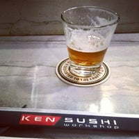 Foto scattata a Ken Sushi Workshop da Christopher W. il 9/19/2015