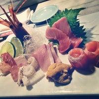 9/18/2015 tarihinde Christopher W.ziyaretçi tarafından Ken Sushi Workshop'de çekilen fotoğraf