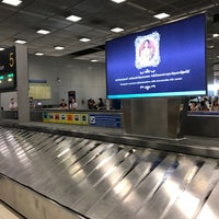 Photo taken at Baggage Claim 5 by Christopher W. on 11/14/2016