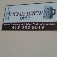 Photo taken at Home Brew Ohio by Sara W. on 3/9/2013