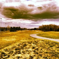 Photo taken at Falls Road Golf Course by Barak S. on 3/29/2013