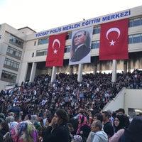 Photo taken at T.C. YOZGAT POLIS MESLEK EĞITIM  MERKEZİ by Abdullah D. on 7/19/2018